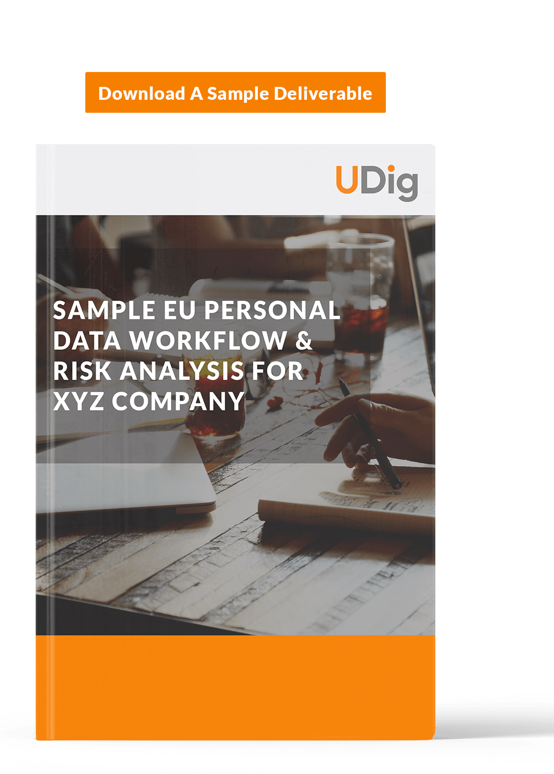 Sample GDPR Deliverable