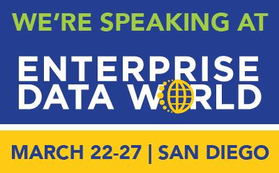Enterprise Data World in San Diego