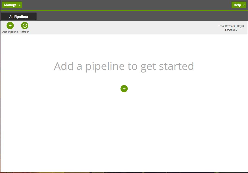 Matillion Data Loader - Pipeline