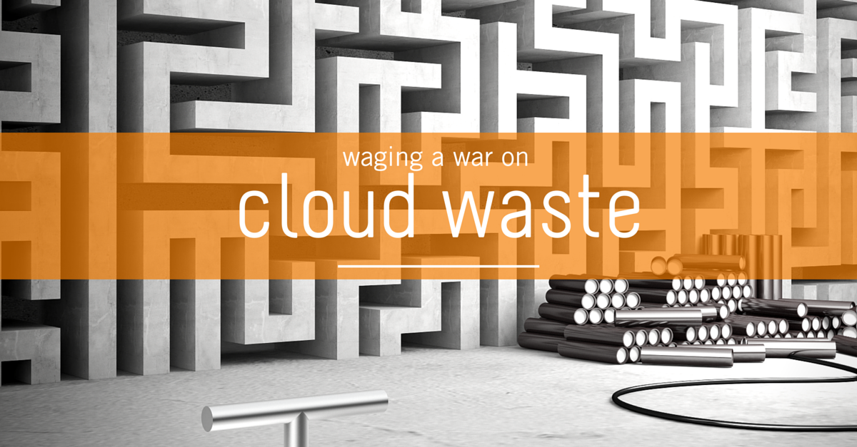cloud waste